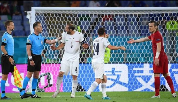 В матче-открытии чемпионата Европы-2020 Италия разгромила Турцию