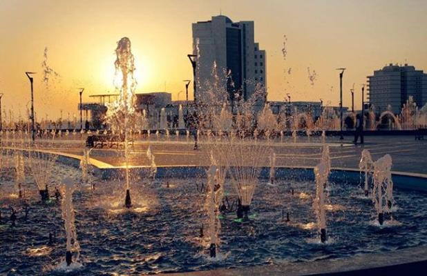 Всю предстоящую неделю в Туркменистане будет стоять теплая погода