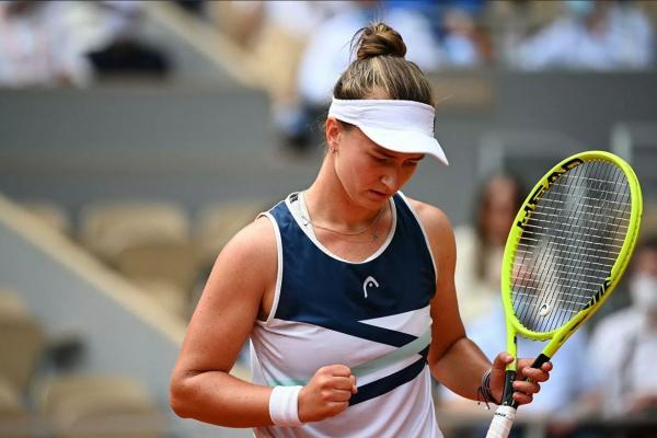 "Barbora Kreýçikowa ""Roland Garros""-da ýeňiji boldy"