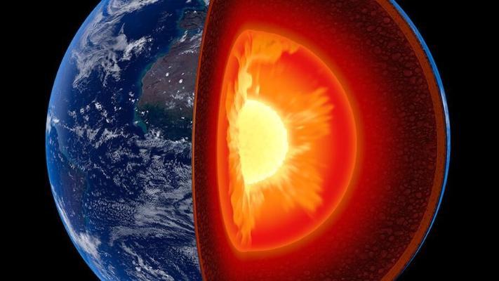 Учёные выяснили, что ядро Земли растет неравномерно