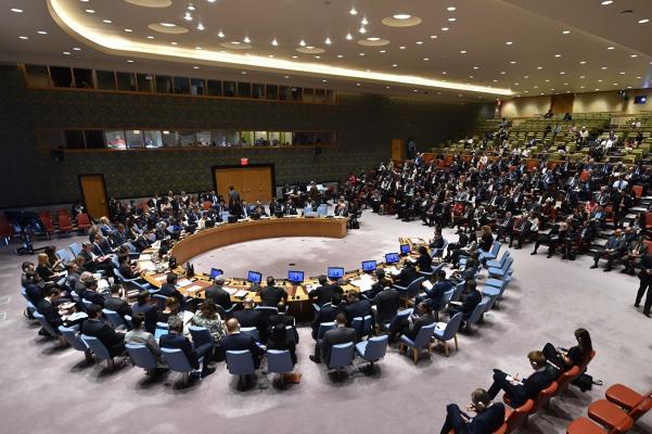 В ООН избрали пять новых непостоянных членов Совбеза
