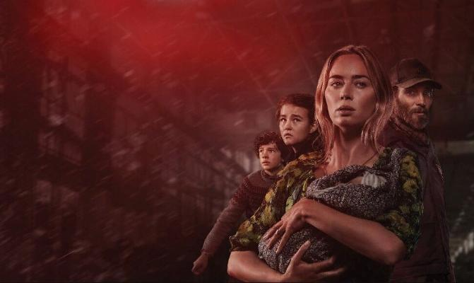 """Quiet Place 2"" pandemiýa döwründe iň köp girdeji gazanan film boldy"