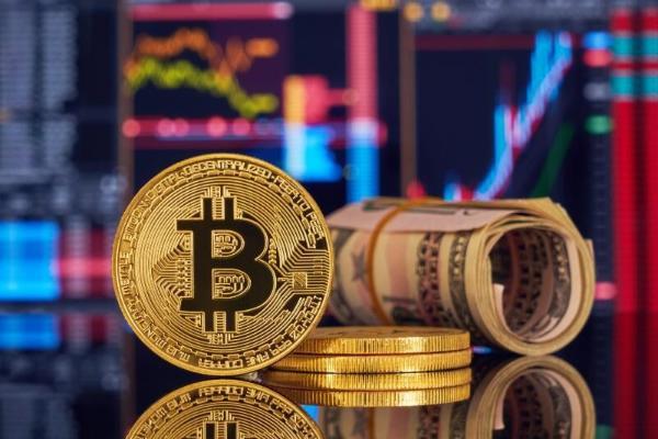 Bitkoiniň bahasy 40 müň dollardan ýokary galdy