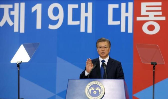 Президент Южной Кореи планирует посетить Японию во время Олимпиады