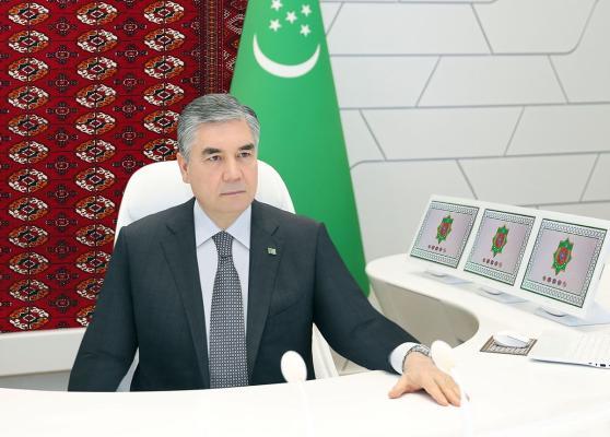 План по сбору урожая пшеницы в Туркменистане выполнен более чем наполовину