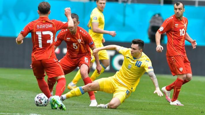 Евро-2020: Бельгия и Нидерланды обеспечили себе выход в плей-офф, Украина победила Северную Македонию