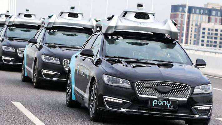 Беспилотные такси вовсю заработают в США уже в следующем году