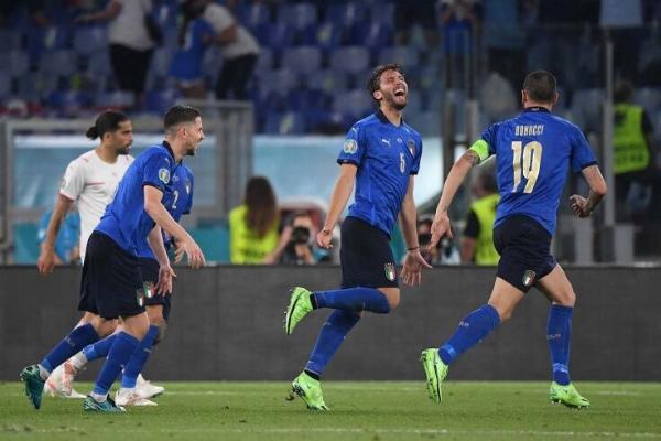 Евро-2020: Италия победила Уэльс, Швейцария обыграла Турцию