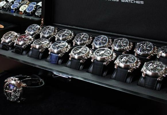 Нет времени на часы: Резко сократился экспорт швейцарских часов