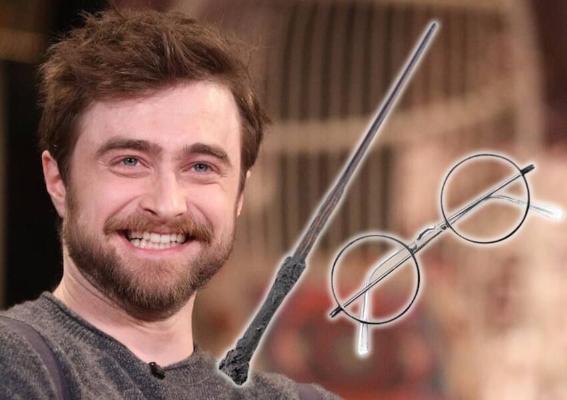 «Волшебная» палочка и очки Гарри Поттера выставлены на продажу