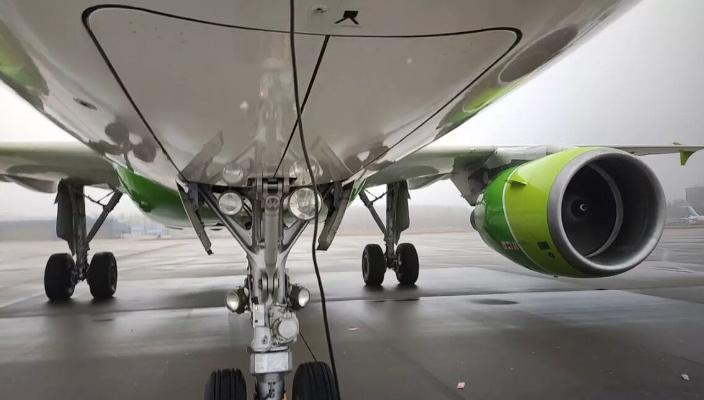 Ученые придумали способ снизить шум самолета