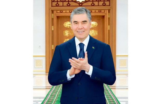 Gurbanguly Berdimuhamedow iş sapary bilen Lebap welaýatyna bardy