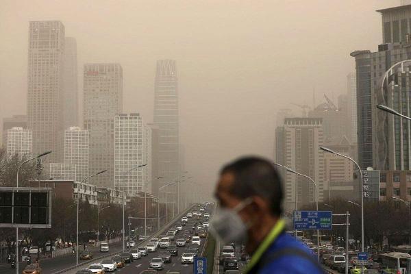 Локдаун не помог Европе существенно снизить уровень загрязнения воздуха