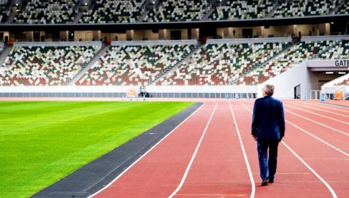 Tokio Olimpiadasynyň açylyş dabarasyna 20 müň adam goýberiler