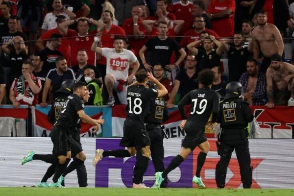 ЕВРО-2020: Германия ушла от поражения в матче с Венгрией, Португалия сыграла вничью с Францией