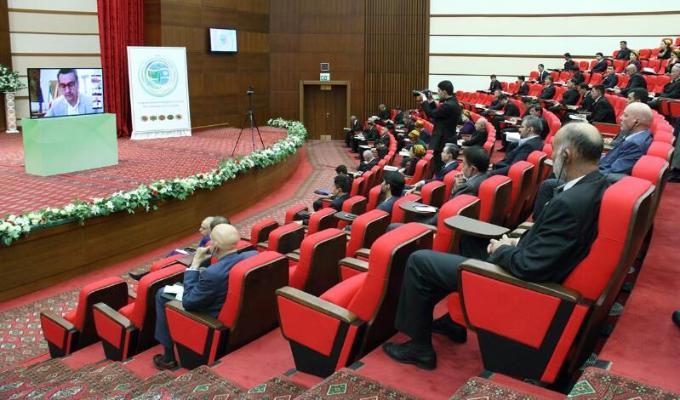 Состоялась презентация книги туркменского лидера на итальянском языке