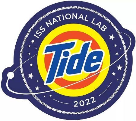 Tide создает первый космический стиральный порошок