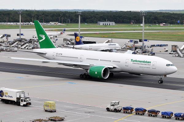 Туркменистан организует вывоз своих граждан из Китая