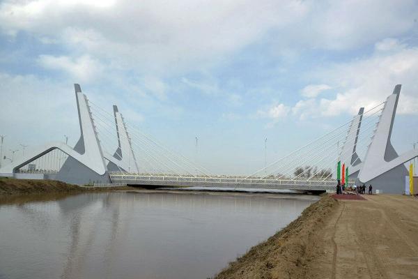 В Туркменистане началось строительство нового водохранилища