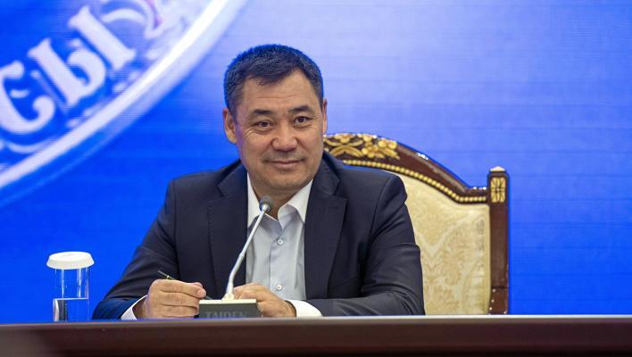 Президент Кыргызстана Жапаров посетит Туркменистан 27-28 июня