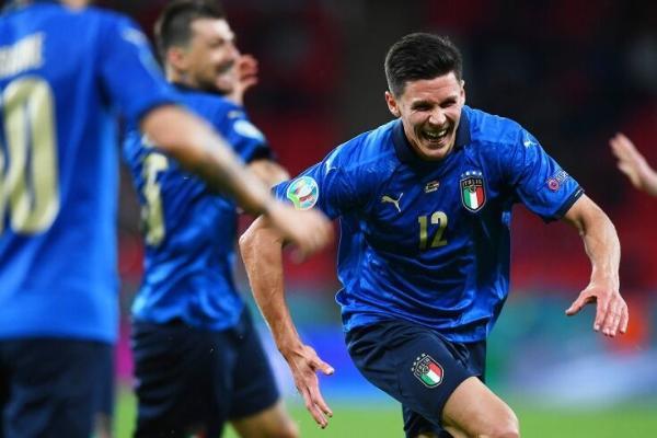 Ýewro-2020: Italiýa goşmaça wagtda Awstriýany ýeňip, 1/4 finala çykdy