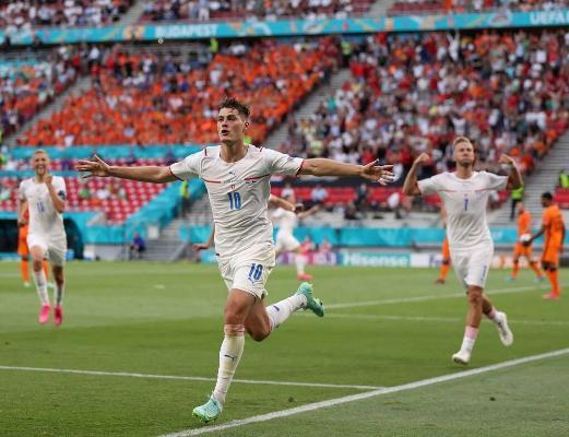 Евро-2020. 1/8 финала: Чехия обыграла Нидерланды