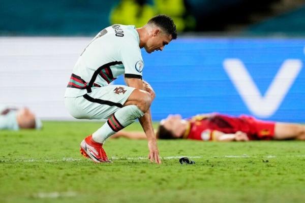 Евро-2020. 1/8 финала: Сборная Португалии уступила Бельгии