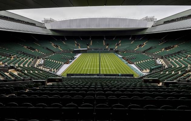 Сегодня в лондонском Уимблдоне стартует 134-й теннисный турнир