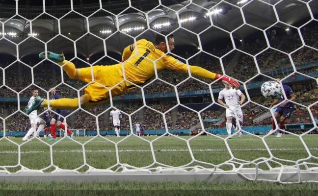 Евро-2020. 1/8 финала: Швейцария обыграла Францию по пенальти