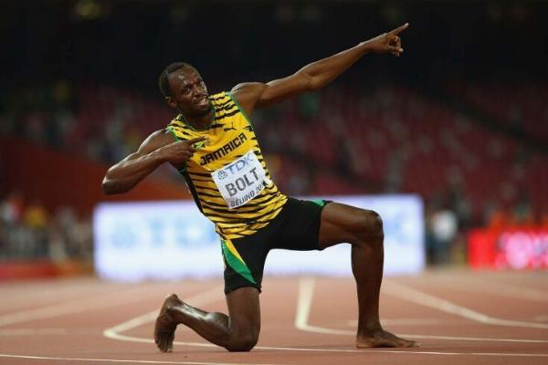 Olimpiýa türgeni Useýn Bolt ekiz perzentleriň kakasy boldy