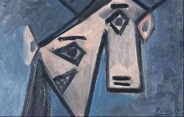 Греческая полиция обнаружила похищенные в 2012 году картины Мондриана и Пикассо
