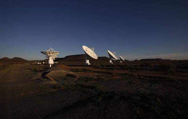 В Австралии начали строить крупнейший в мире радиотелескоп