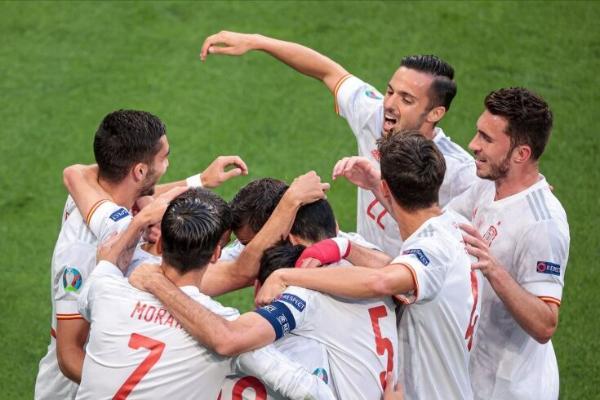 ЕВРО-2020. ¼ финала: Испания обыграла Швейцарию в серии послематчевых пенальти
