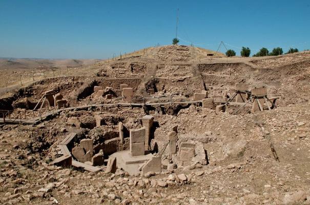 Турецкие археологи обнаружили 11 древних пирамид