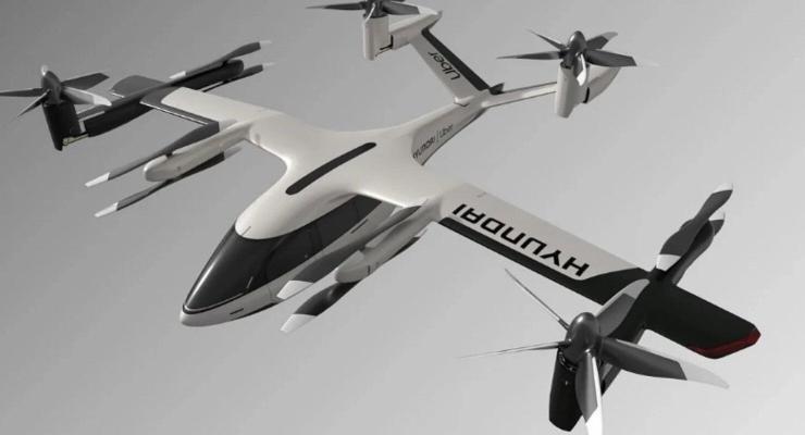 В Hyundai назвали предположительные сроки появления летающих машин