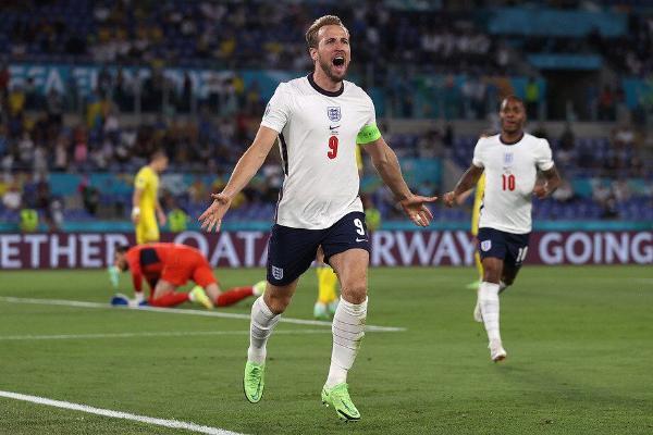 ЕВРО-2020. ¼ финала: Англия забила Украине четыре безответных мяча
