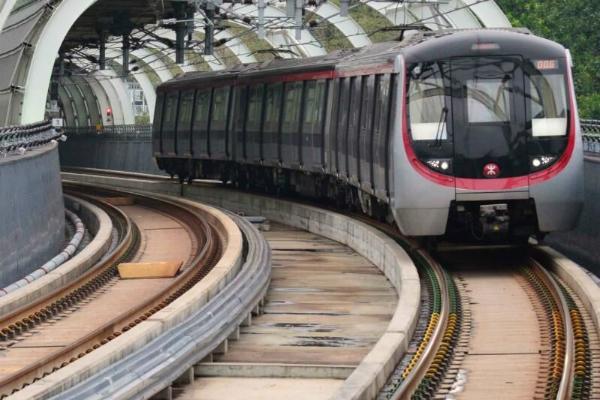 В Гонконге открыли ветку метро протяженностью 56 км