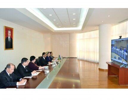 «Türkmenistan – Ýewropa Bileleşigi» dialogynyň nobatdaky mejlisi geçirildi