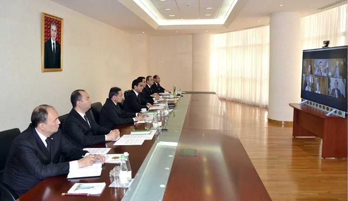 Определен инвестиционный и бизнес-потенциал туркмено-итальянского партнерства