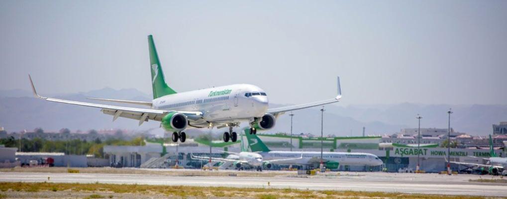 Türkmenistan Tatarystandan nobatdaky ýörite uçuşy amala aşyrar