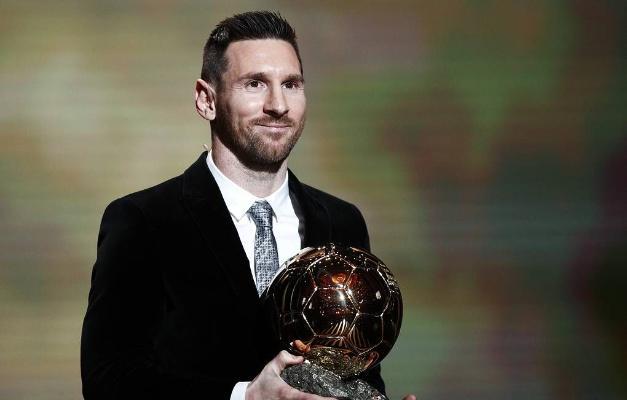"""Messi – """"Altyn topa"""" esasy dalaşgär"""