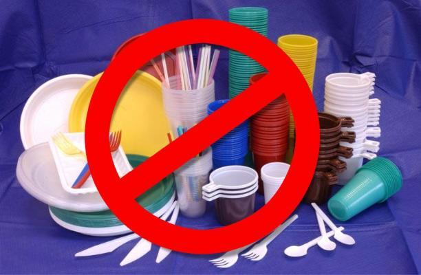 Ýewropada indi plastik gap-gaçlar we çöpjagazlar öndürilmez