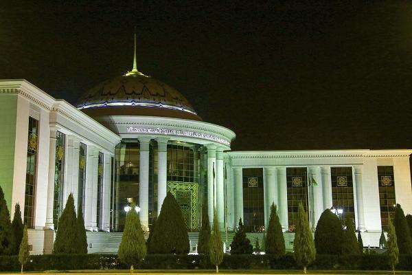 ИМО МИД Туркменистана объявляет прием в число студентов по программе магистра