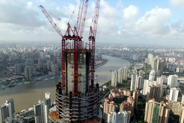 Китайские власти ввели запрет на строительство небоскребов выше 500 метров