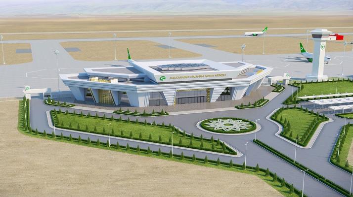 В Туркменистане возводится около двух с половиной тысяч объектов общей стоимостью более $37 млрд