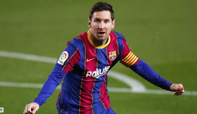 KHBS: Messi «Barselona» bilen täze bäş ýyllyk şertnama baglaşar