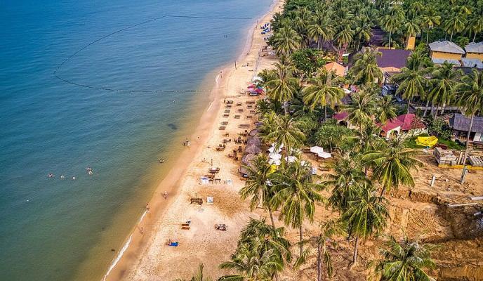 Вьетнам намеревается осенью возобновить прием иностранных туристов на южном острове Фукуок