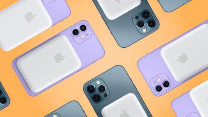 Apple выпустила внешний беспроводной аккумулятор MagSafe для iPhone 12