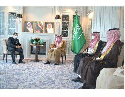 Состоялась встреча глав МИД Туркменистана и Королевства Саудовская Аравия