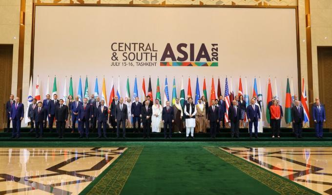Türkmenistan Merkezi Aziýa — Günorta Aziýa Işewürler geňeşini döretmegi teklip etdi